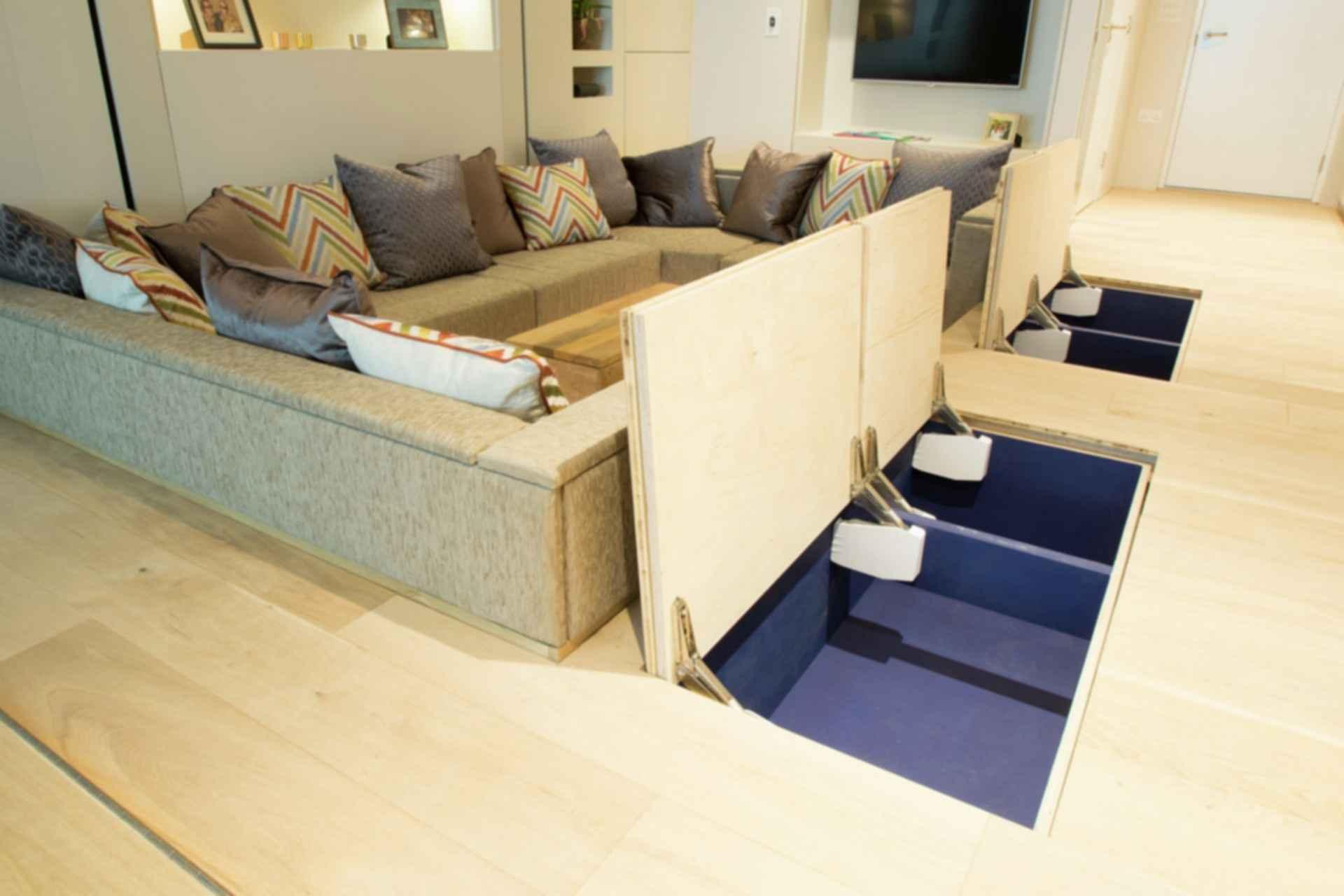 Yo! Home - Interior/Storage Spaces