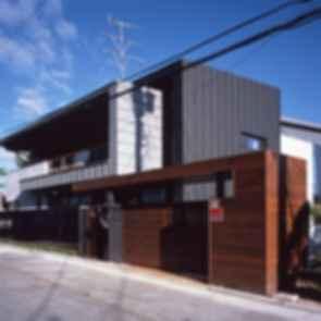 P House - Exterior/Street View