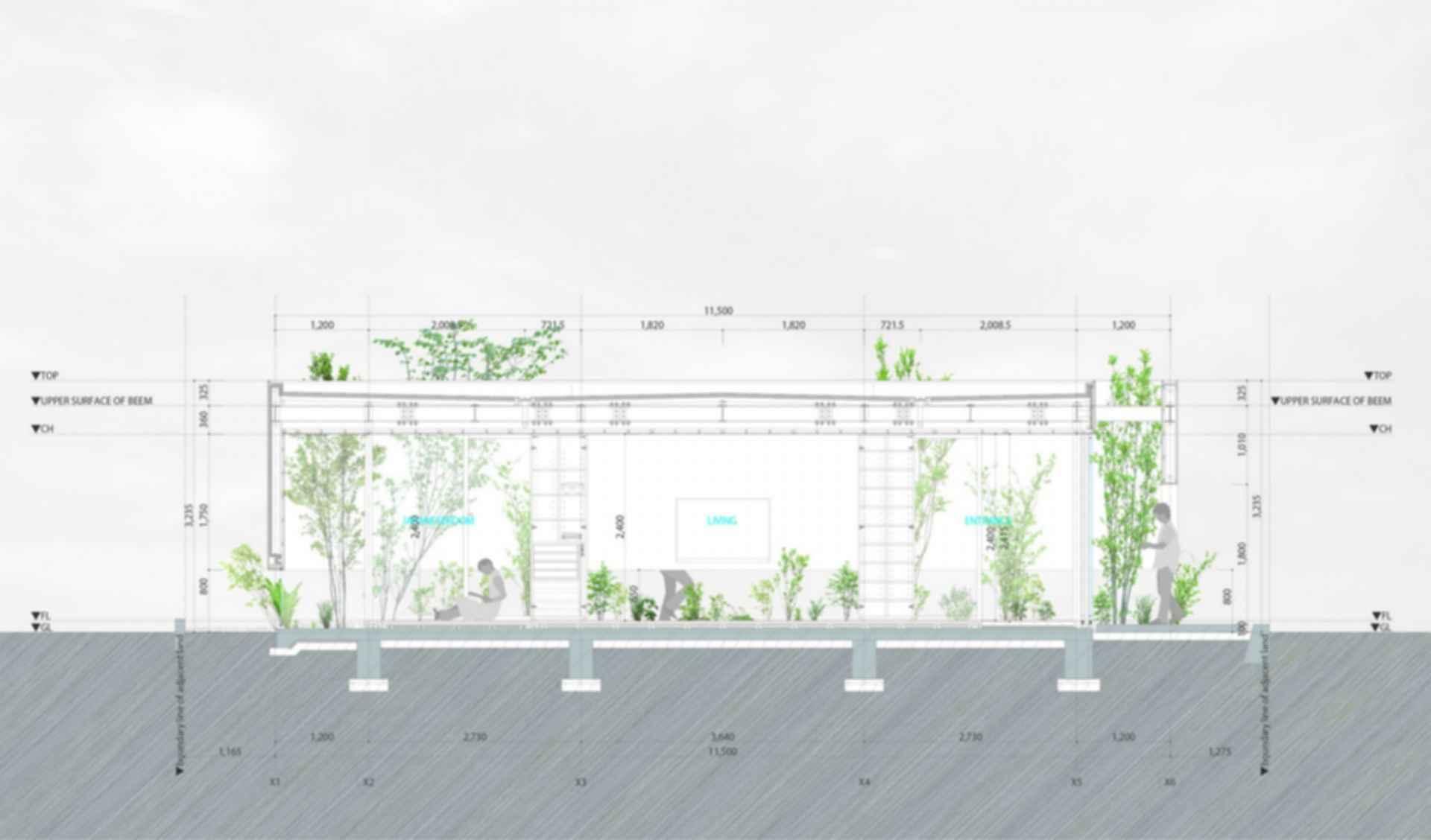 Green Edge House - Concept Design