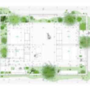 Green Edge House - Floor Plan