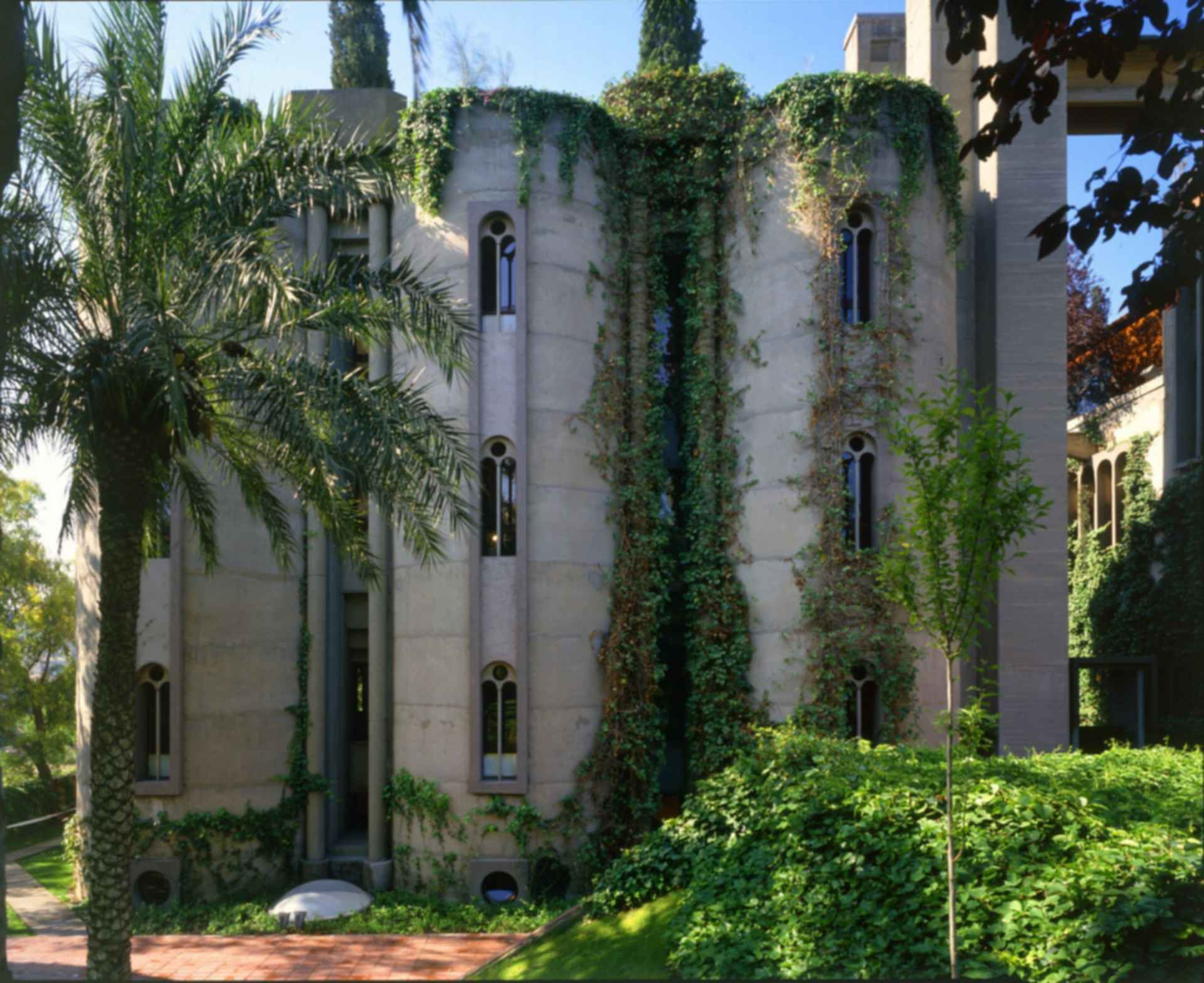 Cement Factory - Exterior