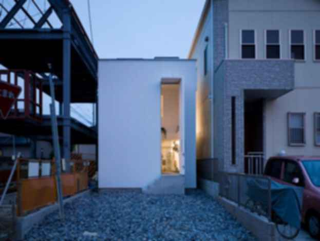 House in Moriyama - Exterior/Entrance