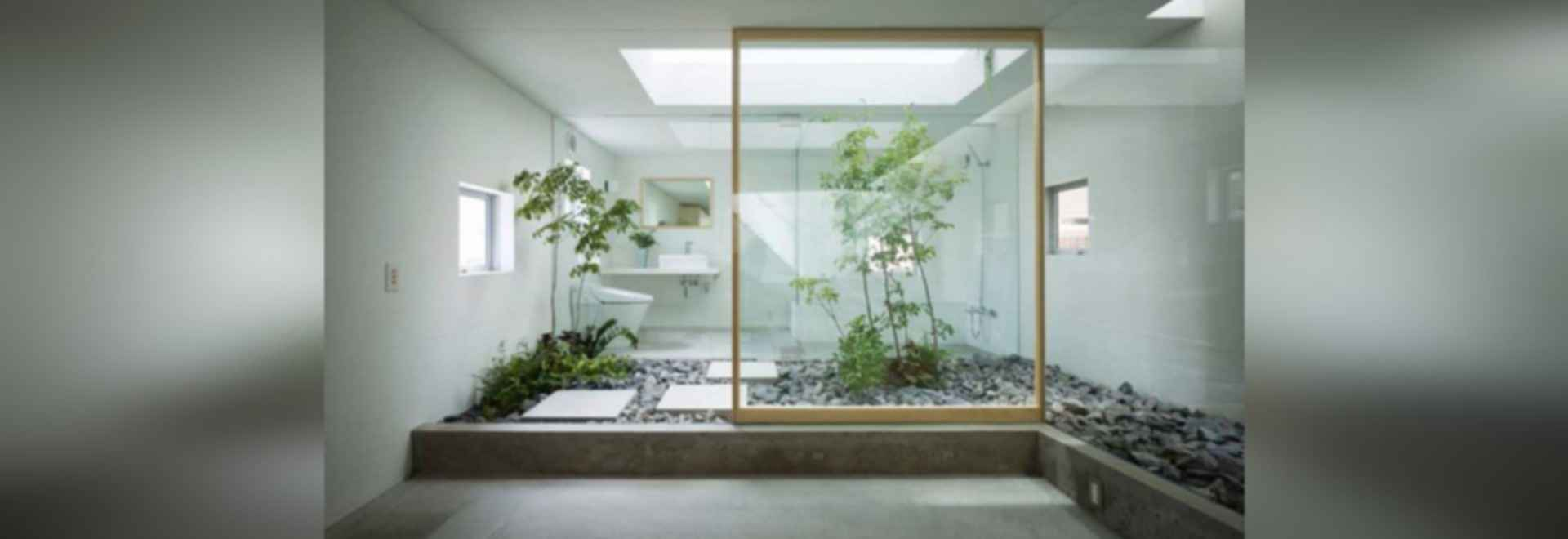 House in Moriyama - Interior