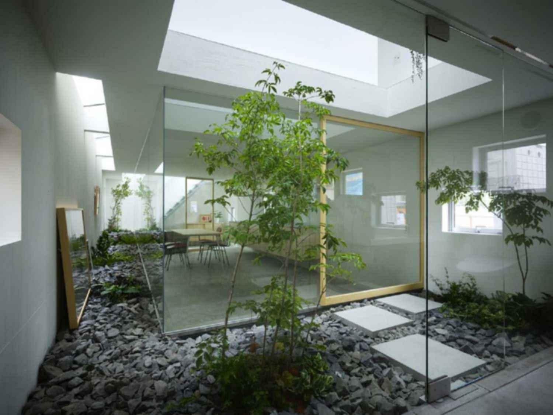 House in Moriyama - Interior