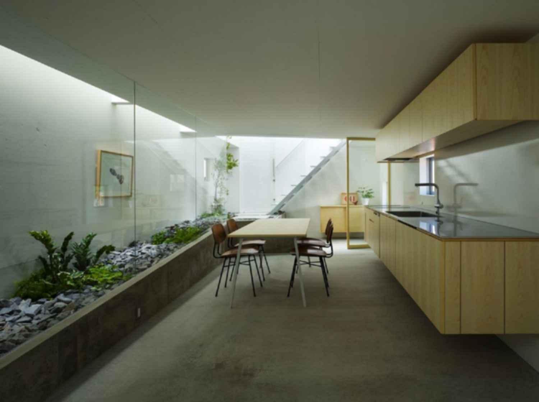 House in Moriyama - Interior/Kitchen
