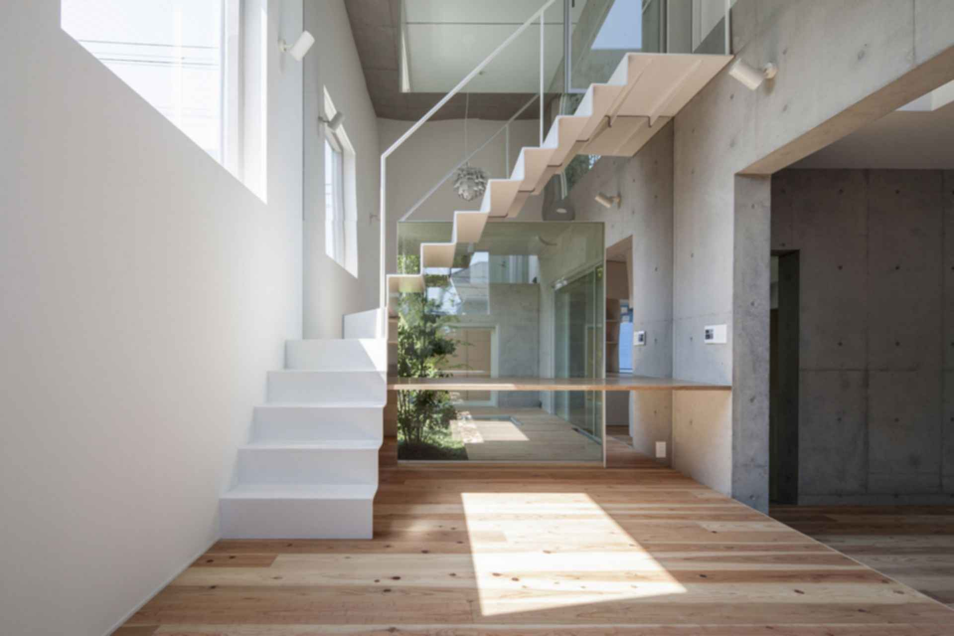 House-K - Stairs