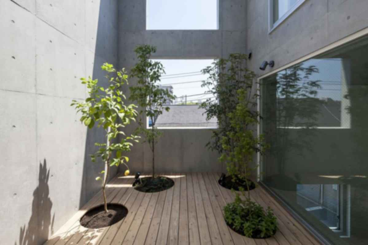 House-K - Outdoor Area