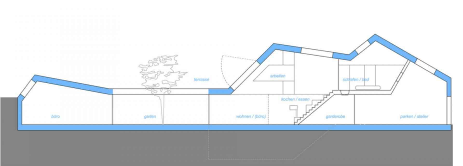 CJ5 House - Concept Design