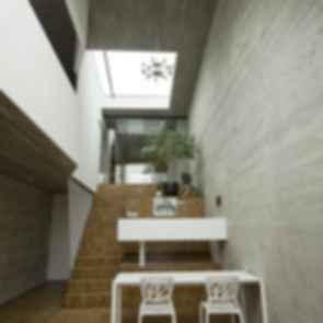 CJ5 House - Interior