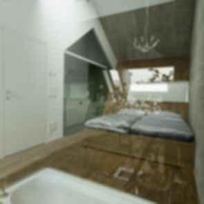 CJ5 House - Interior/Bedroom/Bathroom