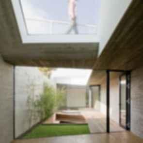 CJ5 House - Interior/Outdoor Area