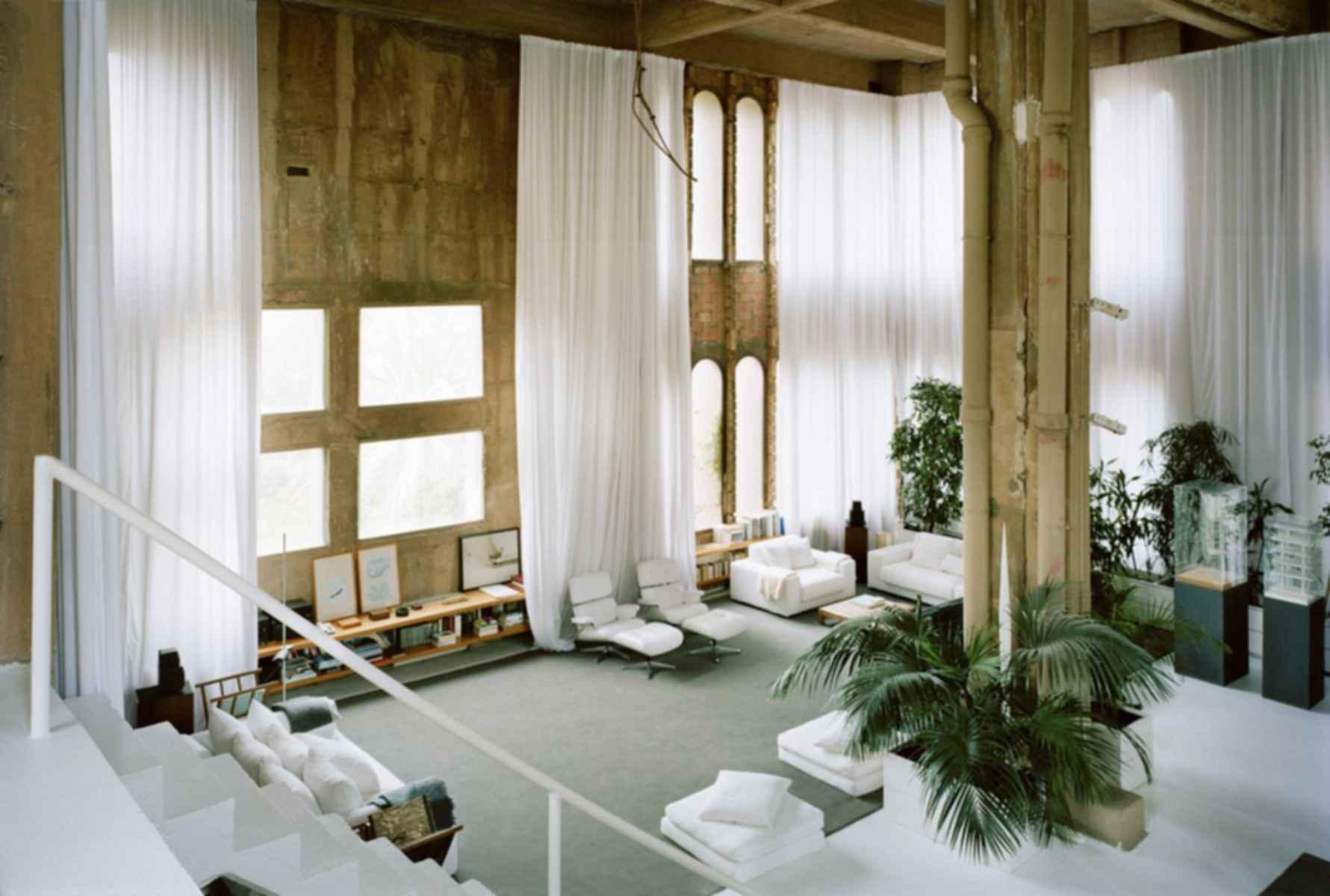 Cement Factory - Interior