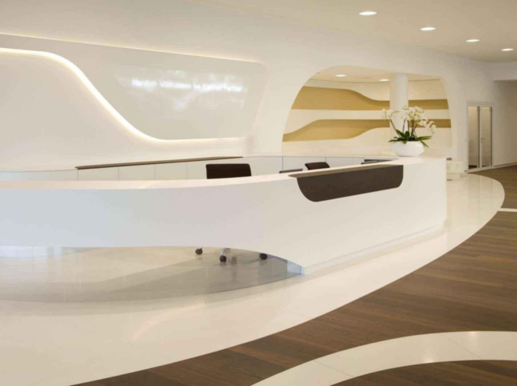 Kaffee Partner Headquarters - Reception