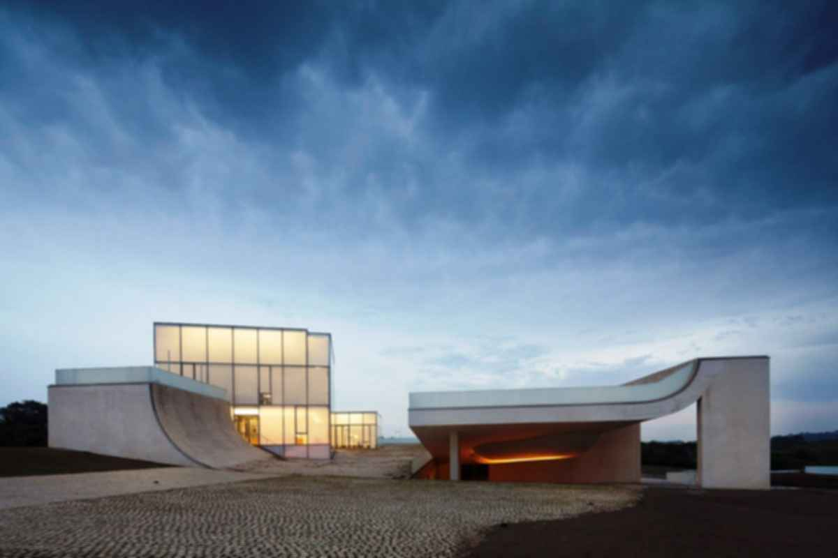 Museum of Ocean and Surf - Exterior/Entrance