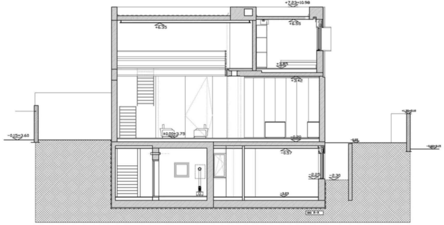 House on the Sea - Floor Plan
