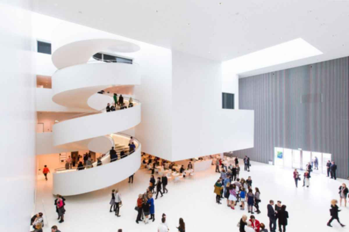 Philharmonic Hall Szczecin - Interior
