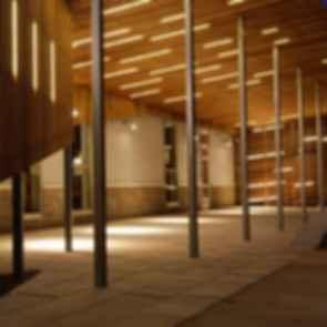 Claremont University Consortium - Exterior