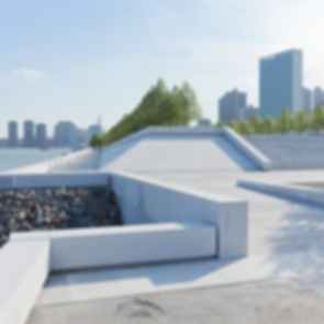 Four Freedoms Park - Landscape