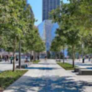 National September 11 Memorial and Museum - Pathway