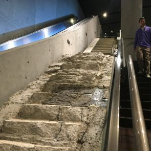 National September 11 Memorial and Museum - Stairs