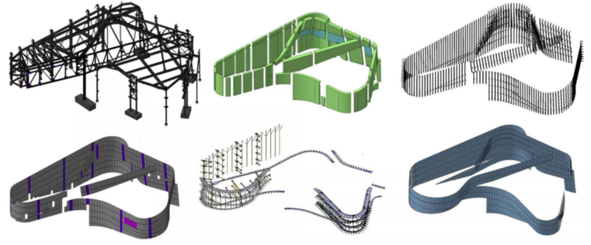 Dr. A.H. McCoy Federal Building - Concept Design