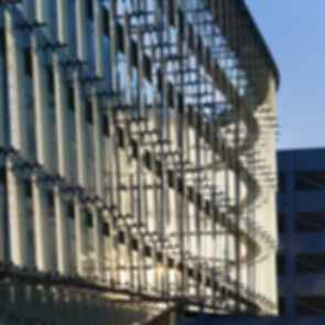 Dr. A.H. McCoy Federal Building - Exterior/Glass Detail