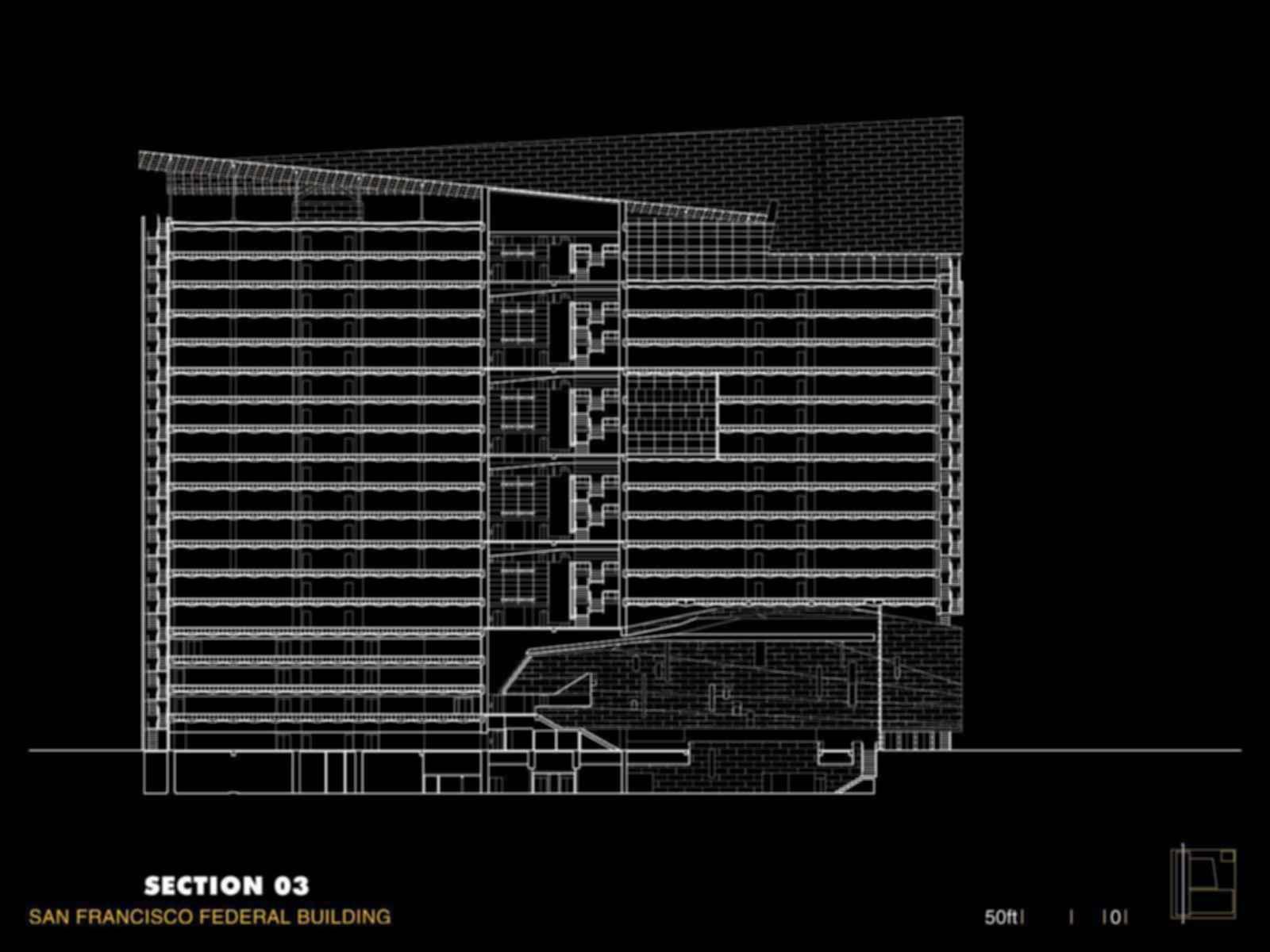 San Francisco Federal Building - Concept Design