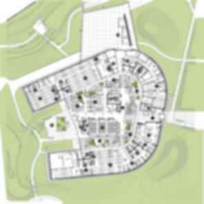 Federal Center South Building 1202 - Floor Plan