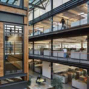 Federal Center South Building 1202 - Interior/Atrium