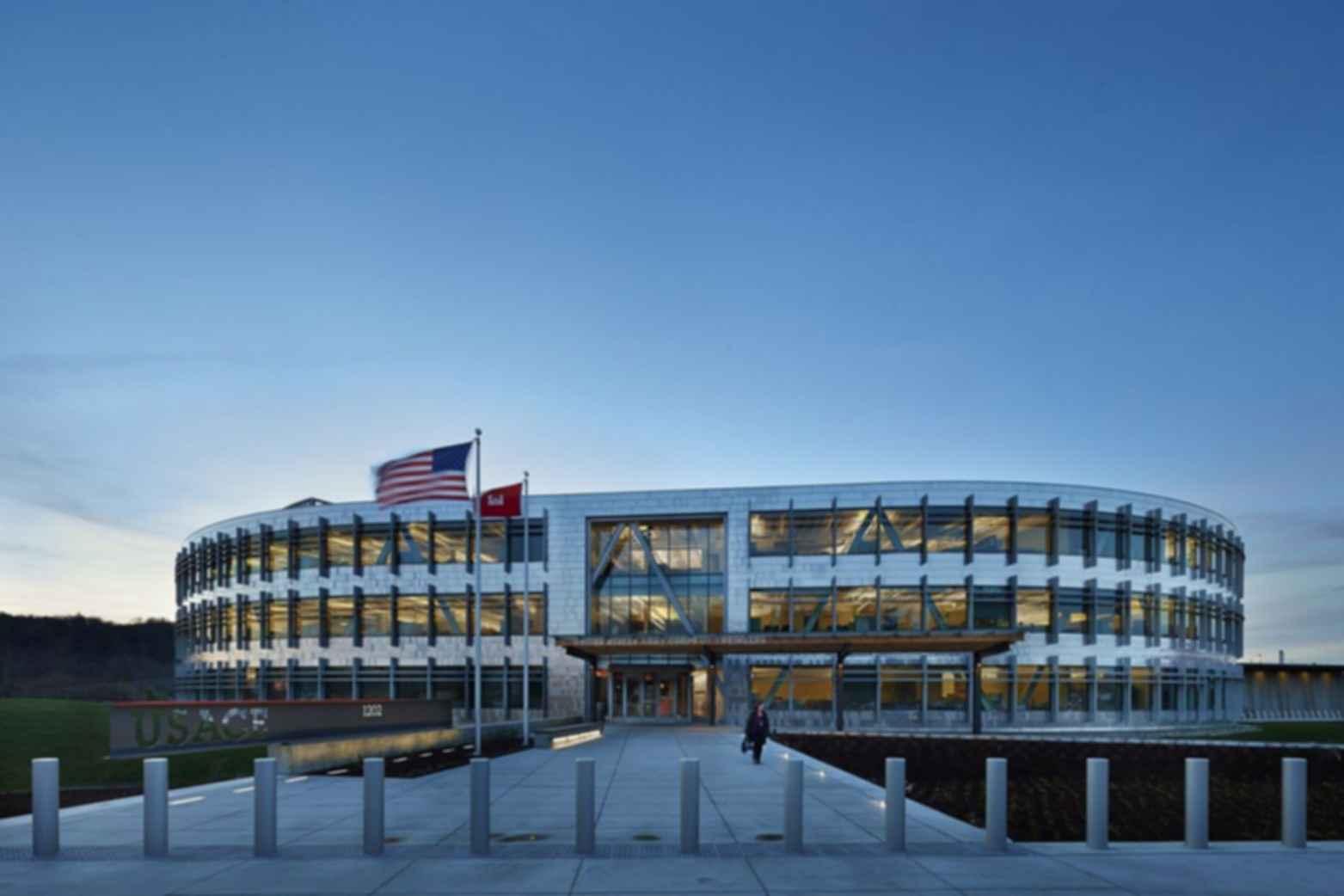 Federal Center South Building 1202 - Exterior/Entrance