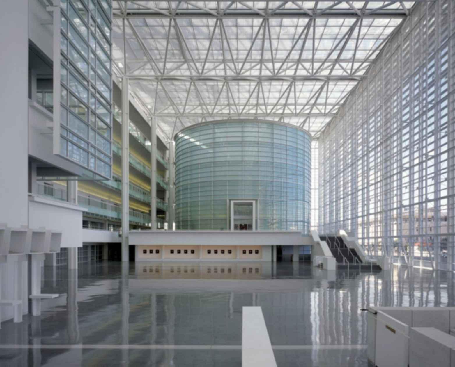 United States Courthouse, Phoenix, Arizona - Interior/Entrance