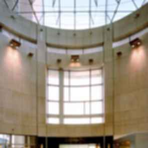 Lloyd D. George U.S. Courthouse and Federal Building - Interior/Reception