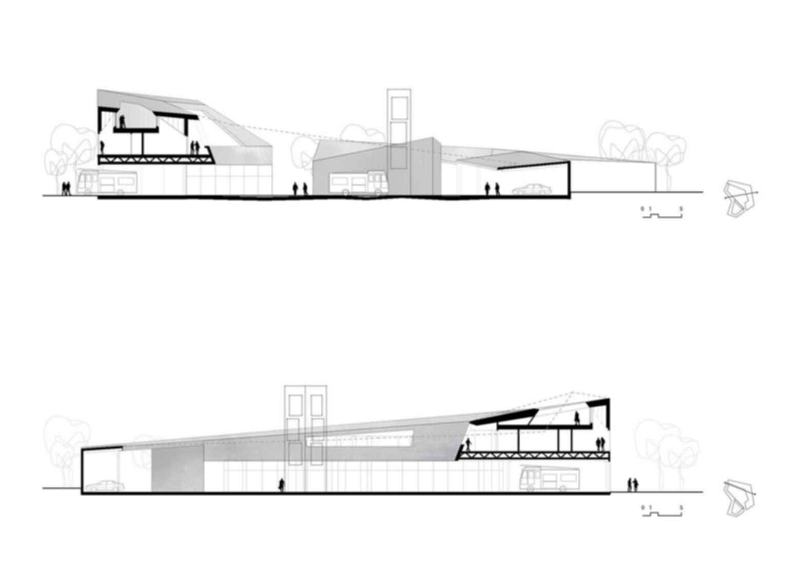 Waterford Fire Station - Concept Design
