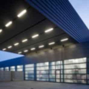 Fire Station Dordrecht - Exterior