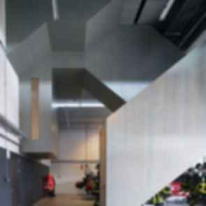 Fire Station Dordrecht - Interior