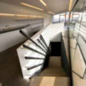 Vitra Fire Station - Interior/Stairs