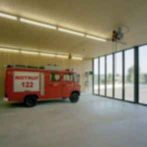 Fire Station In Sulzberg-Thal - Interior