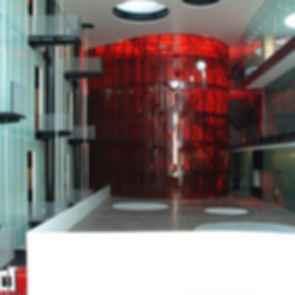"""Ave Fenix"" Fire Station - Interior"