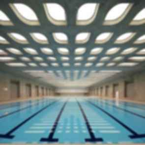 London Aquatics Centre - Interior/Pool
