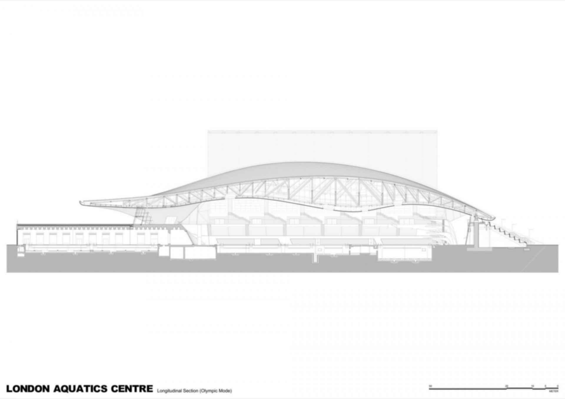 London Aquatics Centre - Concept Design