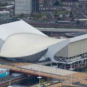 London Aquatics Centre - Exterior/Landscape
