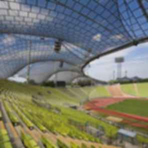 Munich Olympic Stadium - Inside the Stadium