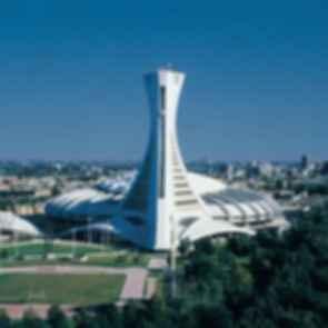 Olympic Stadium Montreal - Exterior/Landscape