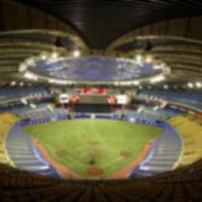 Olympic Stadium Montreal - Inside the Stadium