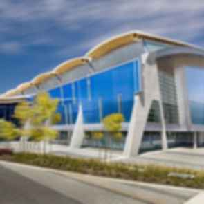 Richmond Olympic Oval - Exterior