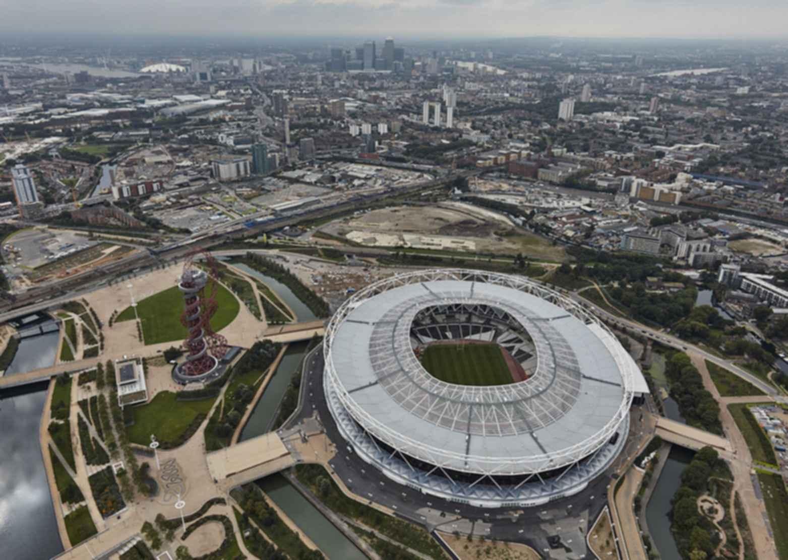 London Olympic Stadium - Exterior/Landscape