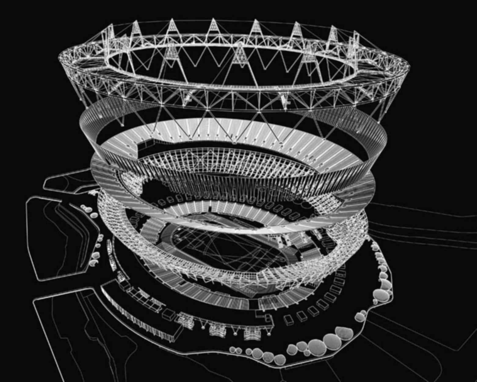 London Olympic Stadium - Concept Design