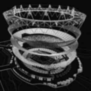 London Olympic Stadium - Concept Design