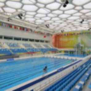 Watercube - Interior/Pool