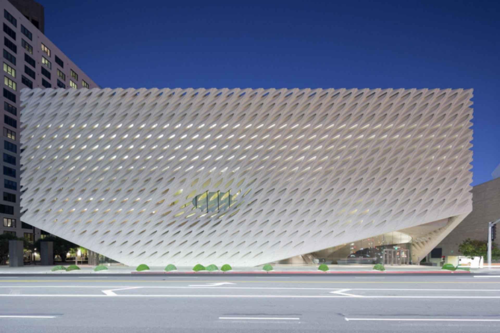 The Broad Museum - Concept Design/Exterior